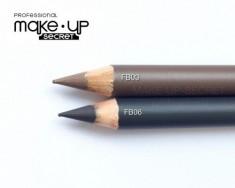 Карандаш для бровей (Eyebrow Pencil) MAKE-UP-SECRET FB03