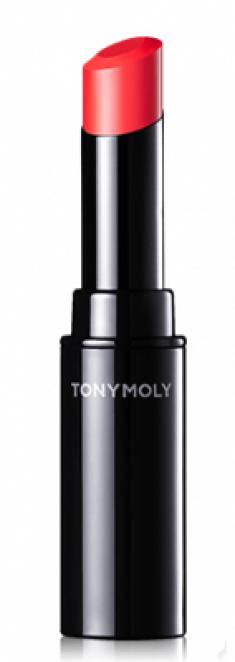 Помада для губ матовая TONY MOLY Kiss lover style M RD02 Matt Red 3,5г