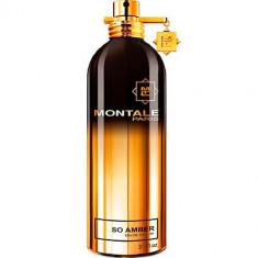 Парфюмированная вода So Amber 50 мл MONTALE