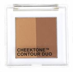 Румяна Tony Moly Cheektone Contour Duo CT01 Modern Brown 4,2г