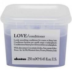 Davines Essential Haircare Love Smooth Conditioner - Кондиционер для разглаживания завитка, 250 мл.