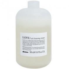 Davines Love Curl Cleansing Cream - Пенка очищающая для усиления завитка, 500 мл