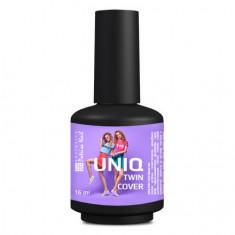 Patrisa Nail, База и топ Uniq Twin Cover, 16 мл