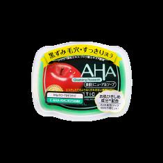 BCL Мыло-пилинг сужающее поры для нормальной и комбинированной кожи лица c фруктовыми кислотами / AHA Basic 100 г