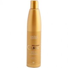 Блеск-шампунь для всех типов волос Curex Brilliance Estel