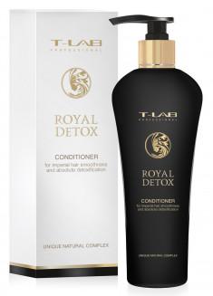 T-LAB Professional Кондиционер для абсолютной гладкости волос / Royal Detox 250 мл