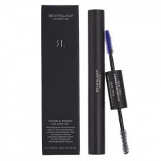 Двусторонний сет: основа под тушь для объема и тушь для объема (иссиня-черная) RevitaLash Cosmetics Double-Ended Volumizing Primer And Mascara Raven 5,5мл + 5,5мл