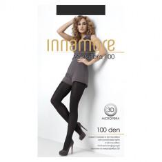 Колготки женские INNAMORE MICROFIBRA 100 den тон Grigio р-р 2