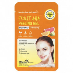 отшелушивающий гель с aha-кислотами mbeauty fruit aha peeling gel