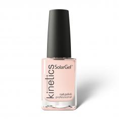 KINETICS 437 лак профессиональный для ногтей / SolarGel Polish Whisper 15 мл