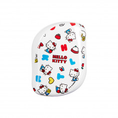 TANGLE TEEZER Расческа для волос / Compact Styler Hello Kitty Happy Life