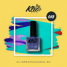 Klio Professional, Лак для стемпинга №13
