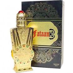 Духи Fataan Gold 18 мл KHADLAJ PEREFUMES