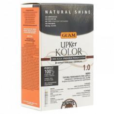 Краска для волос GUAM UPKer KOLOR Черный 1.0 215мл