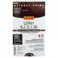 Краска для волос GUAM UPKer KOLOR Каштановый махагоновый 4.5 215мл