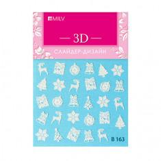 Milv, 3D-слайдер B163