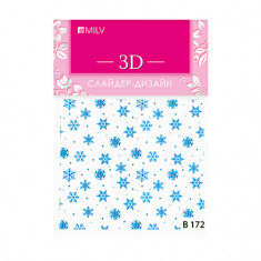 Milv, 3D-слайдер B172