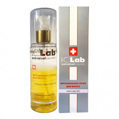 I.C.Lab Individual cosmetic, Витаминный спрей для волос, 125 мл