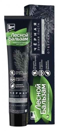 Зубная паста для полости рта Лесной бальзам ЛЕСНОЙ БАЛЬЗАМ