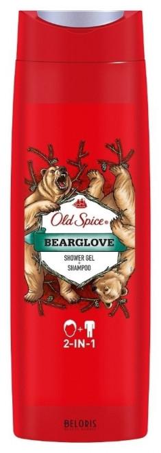 Гель для душа для тела Old Spice