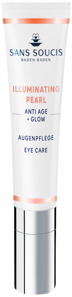 SANS SOUCIS Крем антивозрастной для глаз / ILLUMINATING PEARL ANTI AGE + GLOW EYE CARE 15 мл