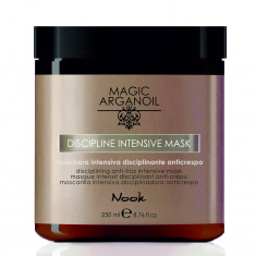 NOOK Маска интенсивная для ухода за непослушными волосами / Disciplining anti-frizz intensive Mask MAGIC ARGANOIL 250 мл