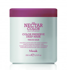 NOOK Маска для ухода за жесткими окрашенными волосами / Color Preserve Deep Mask - Thick Hair to preserve cosmetic color 250 мл