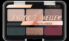 Палетка теней для век CATRICE Palette À Porter Eyeshadow 030 Exotic Traveller