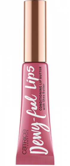 Ухаживающее масло для губ CATRICE DEWY-fUL Lips Conditioning Lip Butter 060 DEW It!