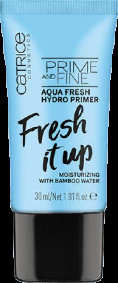Праймер увлажняющий CATRICE Prime And Fine Aqua Fresh Hydro Primer