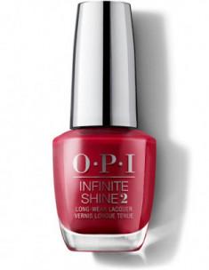 Лак с преимуществом геля OPI INFINITE SHINE OPI Red ISLL72 15 мл