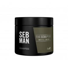 SEB MAN Глина минеральная для укладки волос / THE SCULPTOR 75 мл