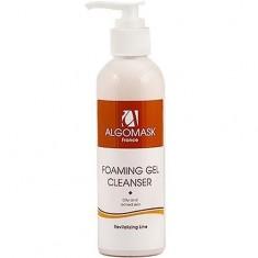 Гель для умывания Foaming Gel Cleanser ALGOMASK