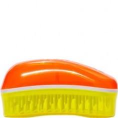 Расческа с ароматом кокоса Mini Summer Tangerine-Yellow DESSATA