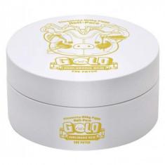 ELIZAVECCA Патчи с гиалуроновой кислотой и золотом для глаз / Milky Piggy Hell-Pore Gold Hyaluronic Acid eye patch 60 шт
