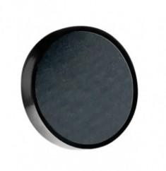 Акварель компактная восковая Make-Up Atelier Paris №43 темно-серый, запаска 6г