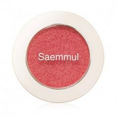 Тени для век мерцающие Saemmul Single Shadow Shimmer RD02 2гр The Saem