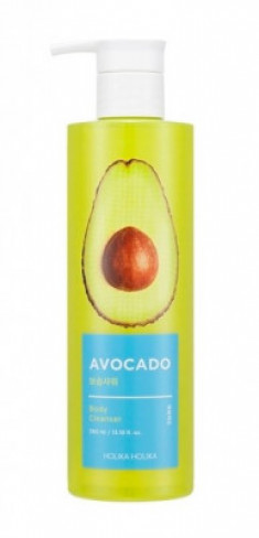 Гель для душа с авокадо Holika Holika Avocado Body Cleanser 390мл