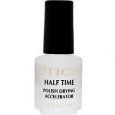Средство для быстрого высыхания лака для ногтей Half Time QTICA
