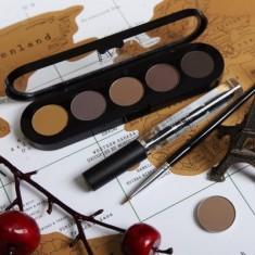 Палетка для бровей, 5 цветов Make-Up Atelier Paris TE30 10г