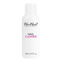 NeoNail, Жидкость для снятия липкого слоя Nail Cleaner, 500 мл NeoNail Professional