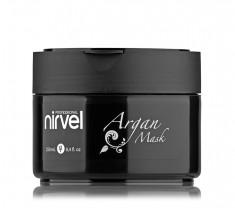 NIRVEL PROFESSIONAL Маска с маслом арганы для глубокого увлажнения и восстановления волос / ARGAN MASK 250 мл