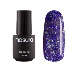 Masura, Гель-лак №R22, Пурпурные брызги
