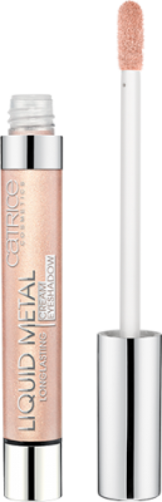 Кремовые тени для век Liquid Metal Longlasting Cream Eyeshadow Сatrice010CaliforniaCreamin' CATRICE