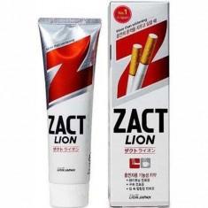 Зубная паста для курящих Zact Lion