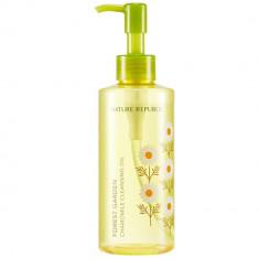 масло гидрофильное nature republic forest garden chamomile cleansing oil