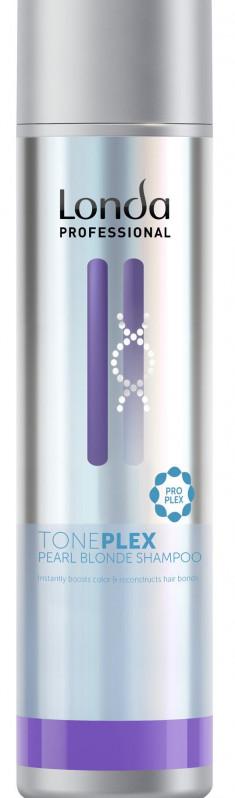 LONDA PROFESSIONAL Шампунь для волос Жемчужный блонд / TONEPLEX 250 мл