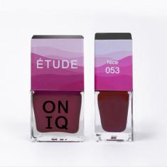 ONIQ, Лак для ногтей Tryptich Etude №53, Nice