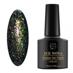 Ice Nova, Гель-лак «Павлиний хвост» №06