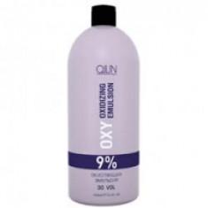 Ollin Oxy Oxidizing Emulsion Oxy 9% 30vol. - Окисляющая эмульсия, 1000 мл. OLLIN PROFESSIONAL